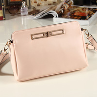 new korean Vintage fashion lock button 2013 small bags women's shoulder,cross-body portable female bag,autumn Temperament  bag