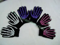 Best Xmas Gift Touch Gloves Unisex Magic Stretch Winter for iPhone for iPad Tablet PC,300pairs/lot DHL Free Shipping
