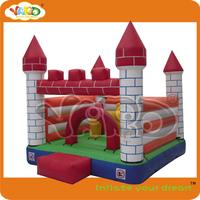 Backyard mini bouncy castle,inflatable bouncy castle for kids