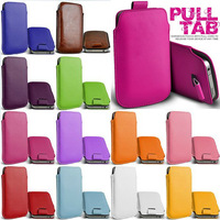 13 colors !! case for samsung I9100 Galaxy SII leather cases lenovo a390 oppo x907 u705t fit htc t328w g20 meizu mx mx2 bag bags