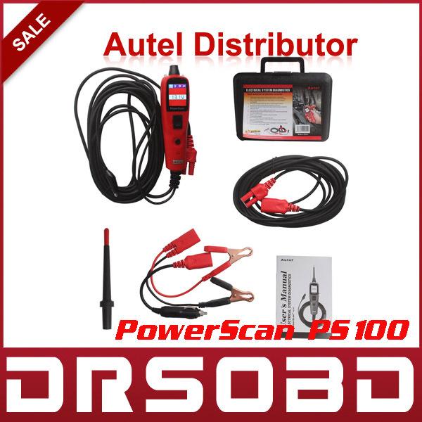 Электрический тестер Autel PS100