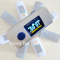 Oximeter Oxymeter Pulse Oximeter Blood Oxygen Monitor PR SPO2 Test Visual Alarm