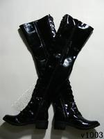 Riding boots black boots men's boots performance shoes men's boots