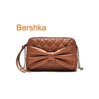 Bershka sweet bow women's chain handbag messenger bag shoulder bag summer