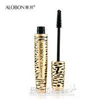 free shipping 6pcs Alobon dense mascara 8.5ml curling thick lengthening