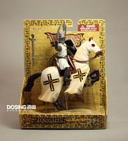 Boxed bbi white crusader decoration