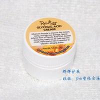 free shipping 1pcs Reviva labs acid cream 7g whitening moisturizing glycolic peeling skin color