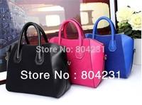 2014 Hot Sale Women's HandBag Smile Face fashion designer bag Messenger 3 colors available
