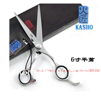 "Hot Sales: JAPAN KASHO 6"" inch Made Of  VG10/E Brand Beauty Hair Cutting Scissors ,Barber Shears,Beauty Hair dressing Shears,"