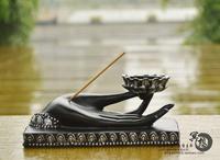 Buddhism supplies incense burner incense holder perfume buddha incense burner mousse