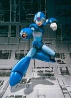 Free shipping Bandai D arts rockman x x  megaman model
