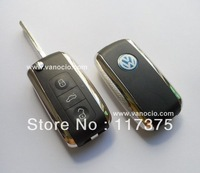for Brazil Positron car alarm remote key 433.92mhz (3 button with metal edge)