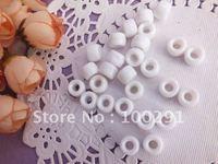 500pc 6*9mm DIY plastic beads