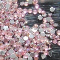 2.0mm clear Crystal Flat Back Rhinestone