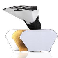 Flash Diffuser Soft Box Reflector For 580EX YN560 II YN565EX YN460 Speedlite Free Shipping