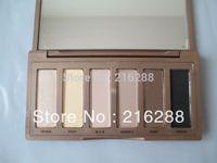 Free shipping China Post Air New Makeup 6 Colors Eye Shadow Palette(1 pcs/lot)