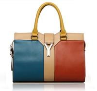 New fashion women leather handbags Hot Selling 2015 designer shoulder bag messenger bags