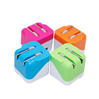 newest Travel Charger 5V 1A new U.S. folding mini usb charging for iphone 5s 5c 5G 4GS 4G 3GS