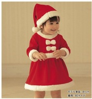 2013 Children's Christmas Dress, Girls Christmas Dress, Children's Christmas Clothes,Children's Clothes,Girls Dress Baby Dress