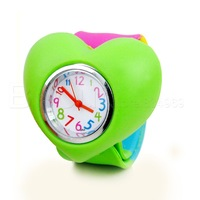 Jelly Sunflower Flower Child watches colorful heart