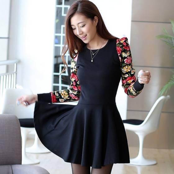 Женское платье 6351 OL S/M/L женское платье ol s m l xl d0058