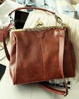 A07#The new 2013 women messenger bag brand bag leather handbag shoulder bag leisure aslant bag restoring ancient ways