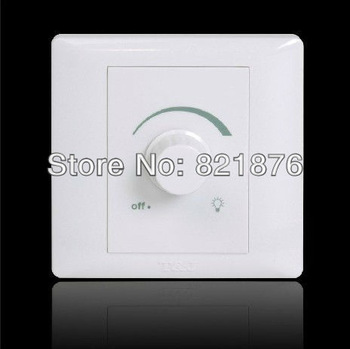 Free Shipping 300w LED Dimmer Input AC220V 50Hz Dimming Driver Brightness Controller For Dimmable ceiling light spotlight