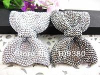 12pcs/lot,Flat back cute resin bows for DIY phone decoraction hair decoration