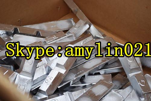 Lead ingot 99.97% made in China skype:amylin021(China (Mainland))