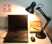 Free shipping American work lamp peakes eye dimming lamp clip bedroom bedside lamp
