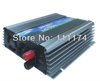 Grid Tie pv solar inverter 600w 22-60v dc input and 180v-260v ac output Pure Sine Wave Inverter