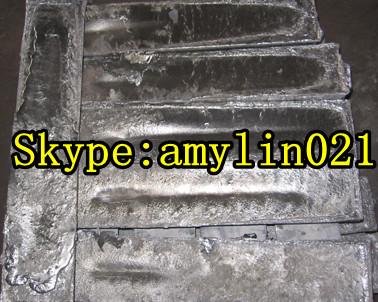 3.Lead ingot 99.97% made in china skype:amylin021(China (Mainland))