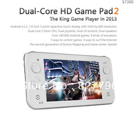 jxd s7300 7inch Android4.1 Capacity Touch Screen Game Console Dual core 1GB RAM 8GB ROM HDMI OTG