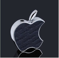 Apple Apple logo creative personality is not windproof lighter metal lighter multicolor random wholesale inflatable