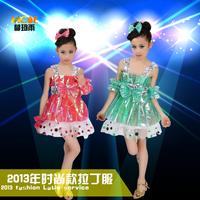 2014 dress for kids girl&polka&tutu girl dress&dress girls ballet&baby rompers&dresses cute girl princess flowe Free Shipping