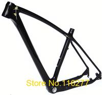 "FR- 216 Full Carbon UD Glossy 29"" Wheel Mountain Bike MTB 29er Frame + Headset + Rear Derailleur hanger  17"", 19"""