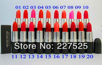 MAKEUP NEW LUSTRE LIPSTICK ROUGE A LEVRES 3g(6 pcs / lot)