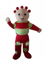 Hot sale The Tombliboos Ann  for adult Easter cartoon Fancy sexy Halloween Dress kids party mascot costume free shipping