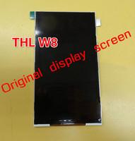 THL W8 Display  Screen THL W8 Original LCD THL W8 Original display screen + Free shipping