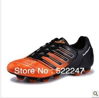 Men's sports sneakers brand name sports shoes Fashion Soccer Shoes Free Delivery Size 8-13 CY2013