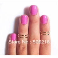 Wholesale 20pcs Rings Urban Gold stack Plain Cute Above Knuckle Ring Band Midi Ring