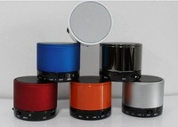 20PCS Bluetooth Mini Speaker Wireless Loudspeaker For HiFi iPhone 5 MP4 Tablet PC Music Player Free DHL