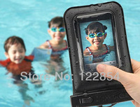 Waterproof Bag For iPhone 4 4S iPhone 5 5S 5C 3G 3gs ect All mobile phone Watch ect Underwater Pouch High quality PVC Case