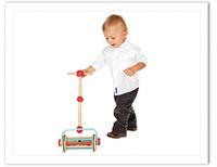 French Big Roller Blocks Car Pushing Baby Strollers Car Kid Toys Free Shipping