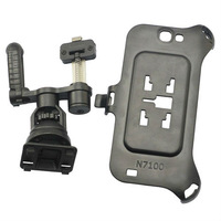 360 Rotating  Car Air Vent Mount Holder Stand for Samsung Galaxy Note 2 N7100