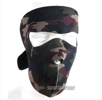 new CQB ski Neoprene Full Face camo masks for Hunting airsoft free shipping welcome wholesale