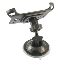 Dealfon 360 Rotation Windshield Car Mount Stand Holder For Samsung Galaxy S3 Mini i8190