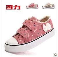 13 WARRIOR autumn children shoes 1620 child canvas shoes 86130 velcro 8128 skateboarding shoes 8110