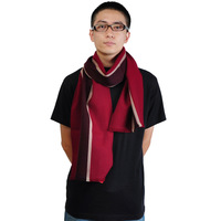 Classic pure wool scarf general 2013 autumn and winter thick