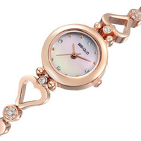 Elegant ladies watch fashion table vintage bracelet watch diamond ladies watch bracelet watch ladies watch women's watch